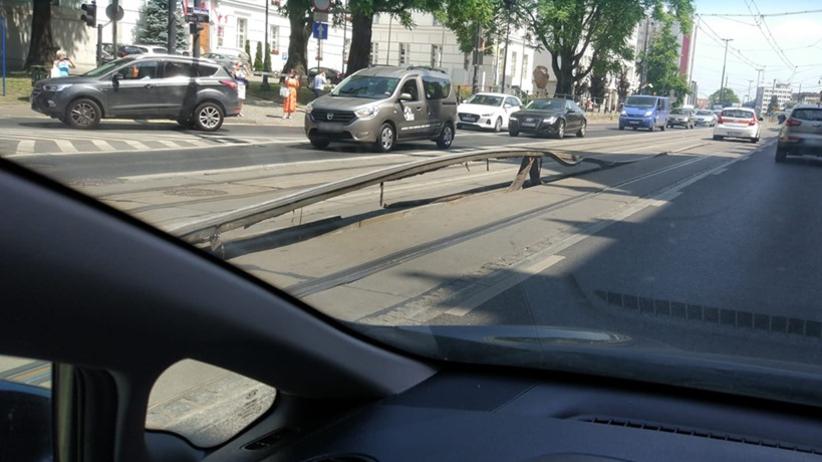 Bydgoszcz, Łódź. Pogoda kontra tramwaje. Szyny wyginają się podczas upałów