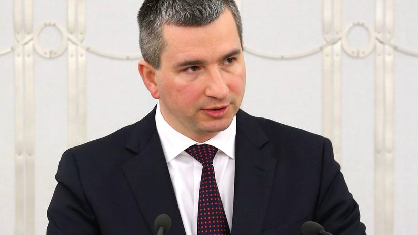 """Były minister finansów na komisji śledczej ds. VAT: """"Kiedy byłem w rządzie, luka VAT spadała"""""""