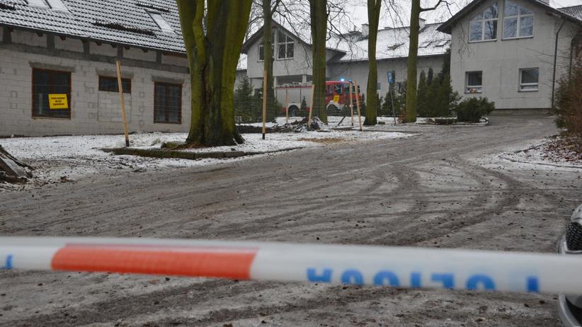 Dramatyczny pożar w hospicjum, kilka osób zginęło. Sprawą zajęła się prokuratura