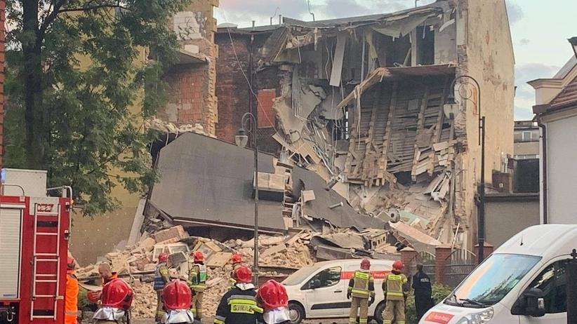 katastrofa budowlana w Chorzowie