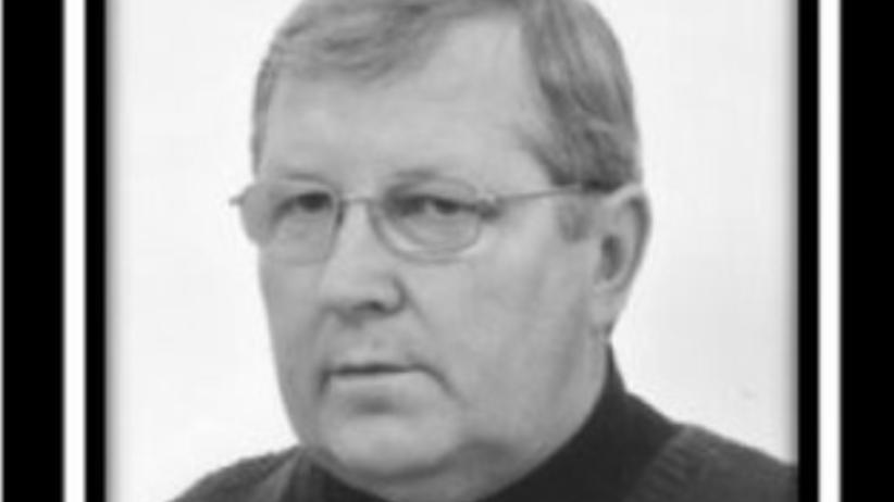 Ksiądz Henryk Borzęcki