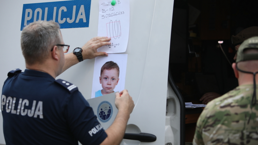 Dawid Żukowski zaginiony. Policja przerywa poszukiwania