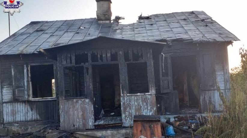 Podpalił dom w Dęblinie, zarzut zabójstwa