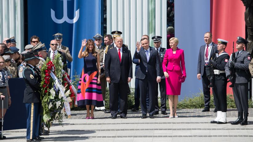 Donald Trump w Polsce. Wizyta prezydenta USA zostanie skrócona