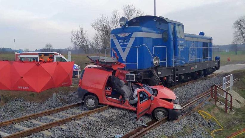 Drygały wypadek