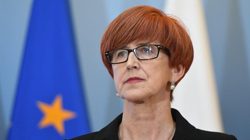 Elżbieta Rafalska podała propozycje rządu na minimalną płacę i stawkę godzinową w 2020 roku