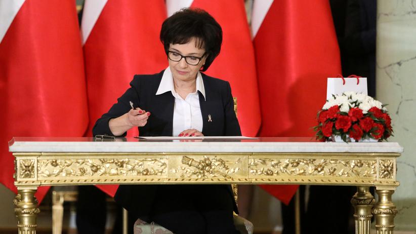 Elżbieta Witek - kim jest nowa minister spraw wewnętrznych i administracji?