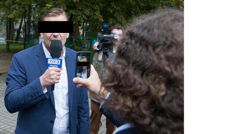 Dziennikarz TVP z zarzutem za znęcanie się nad partnerką