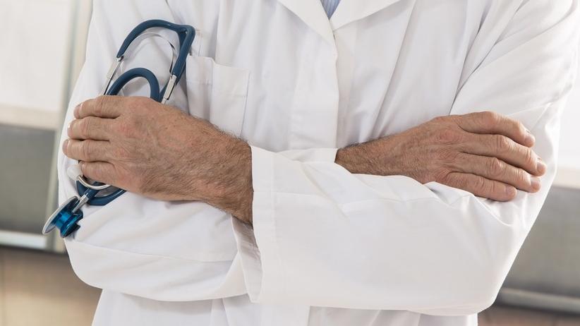 Lekarz, zarzuty o molestowanie