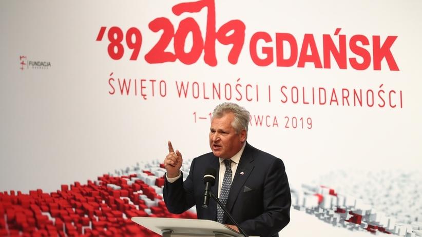 Kwaśniewski nie przebierał w słowach. Wbił mocną szpilę Andrzejowi Dudzie