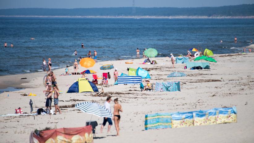 plaże Bałtyk