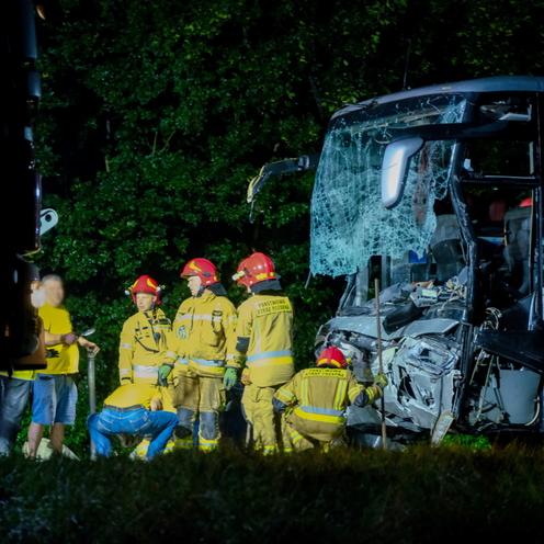 Wypadek w Gliwicach
