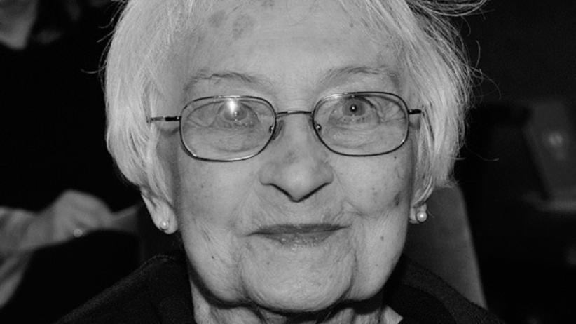 Helena Kołaczkowska nie żyje