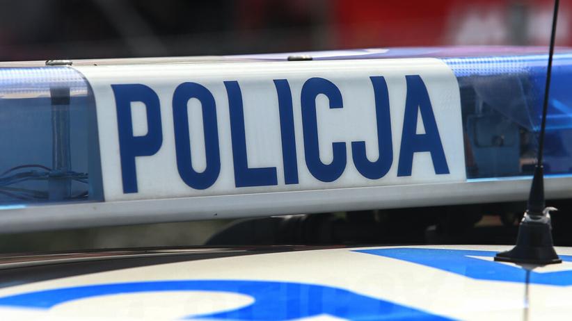 policyjny radiowóz