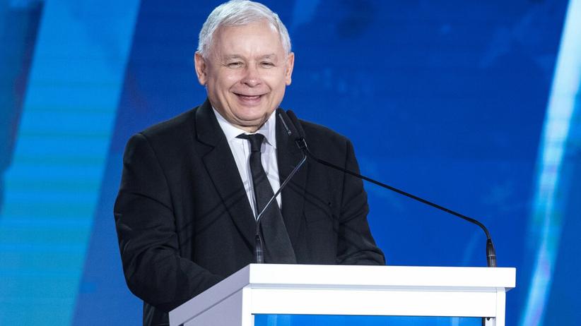 Jarosław Kaczyński prezesem PiS
