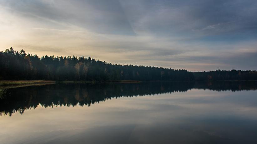 jezioro gielądzkie