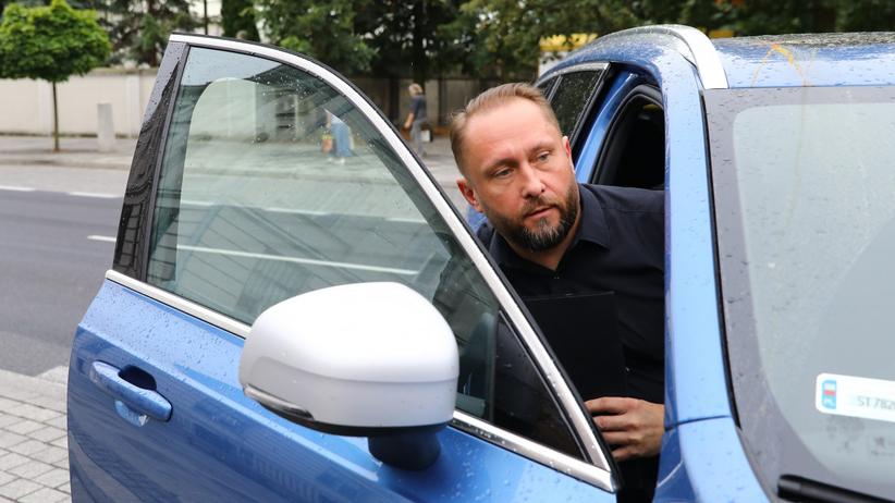 Kamil Durczok zatrzymany. Będzie wniosek o areszt