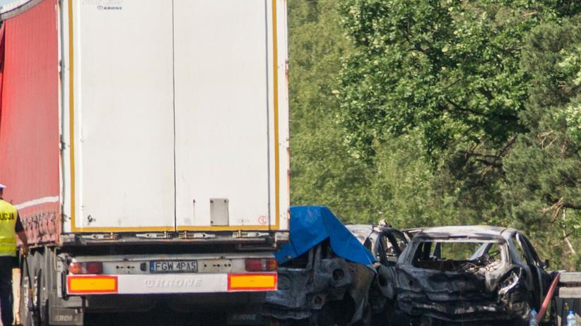 Karambol pod Szczecinem. Sprawdza tragicznego wypadku usłyszał wyrok