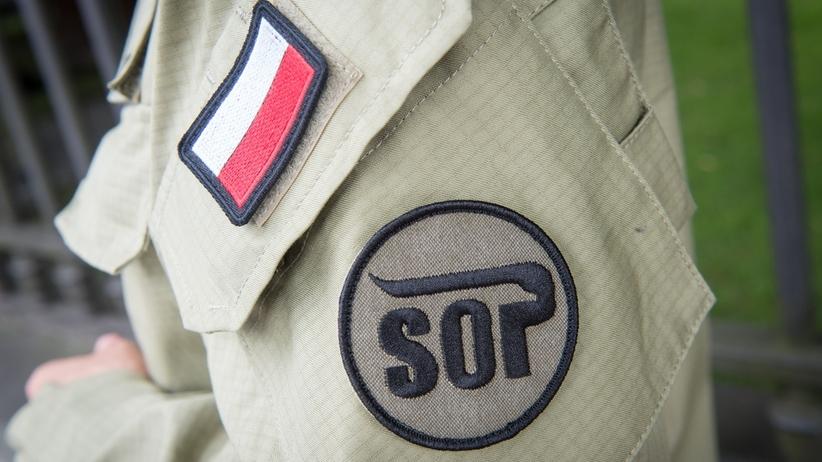 SOP kolizja