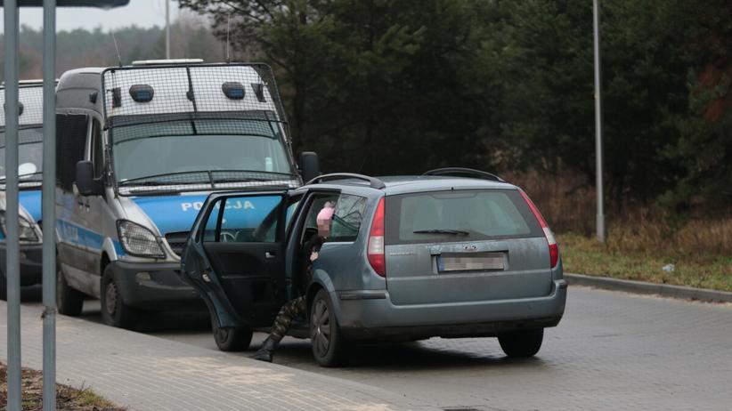 Zatrzymanie pijanego kierowcy - zdjęcie ilustracyjne