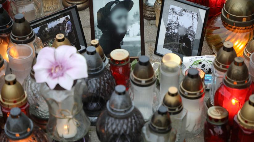 Konin. Pogrzeb 21-letniego Adama postrzelonego przez policjanta w tym tygodniu