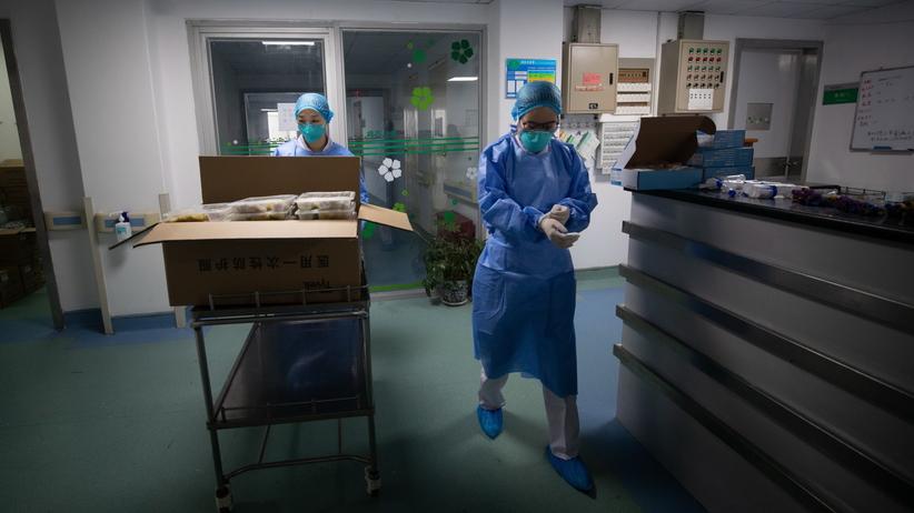 Co z dziećmi z podejrzeniem koronawirusa? Rzecznik szpitala komentuje