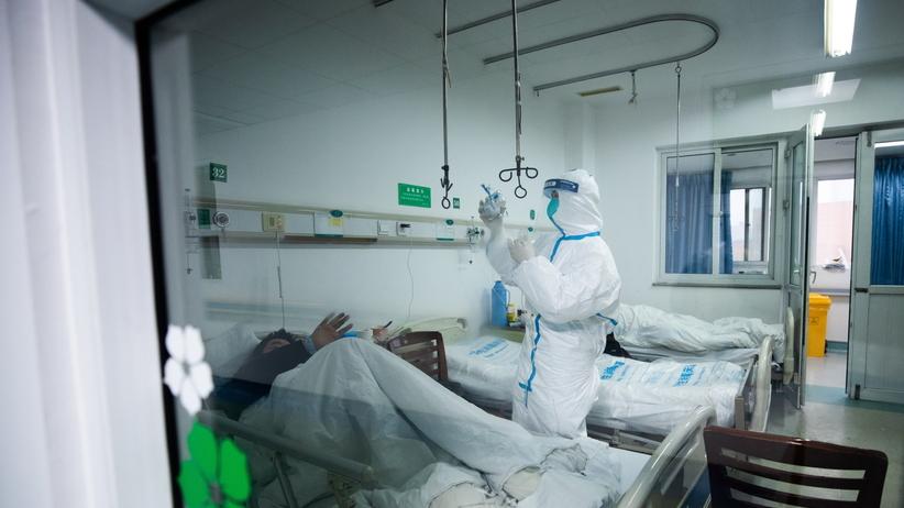 Dzieci z podejrzeniem zakażenia koronawirusem trafiły do szpitala w Krakowie