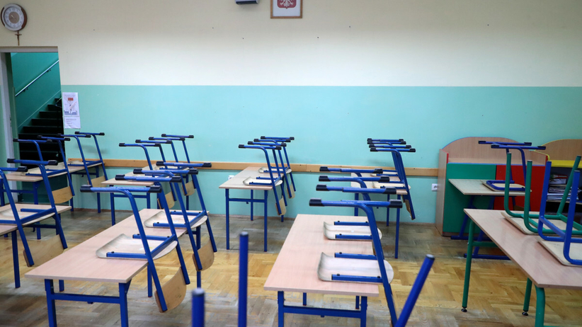 Koronawirus w 10 szkołach w Wielkopolsce