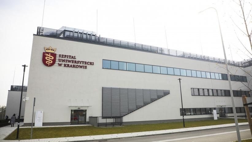 Szpital Uniwersytecki w Krakowie
