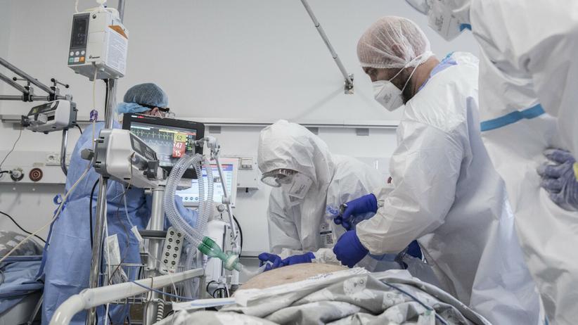 Szpital covidowy