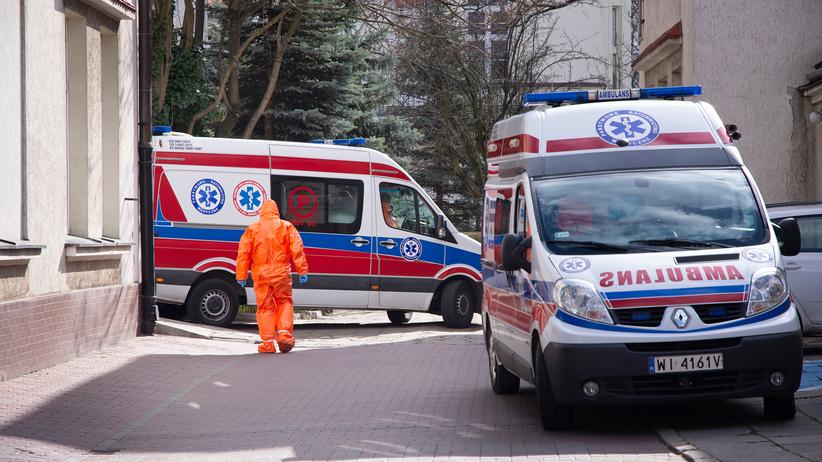 Koronawirus w Polsce 29 marca. Już ponad 1700 zakażeń i 19 ofiar śmiertelnych