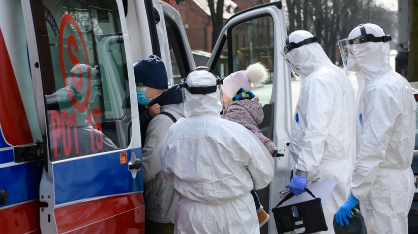 Kolejne zakażenia koronawirusem w Polsce. Jest już ponad 1400 przypadków