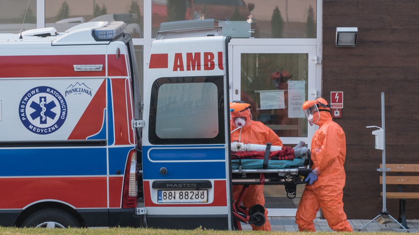 Nowe zakażenia koronawirusem w Polsce. Kolejne osoby nie żyją