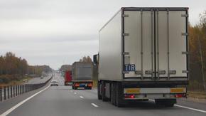 Kierowca TIR-a wrócił z Włoch z groźnymi objawami. Został odesłany do pracy?