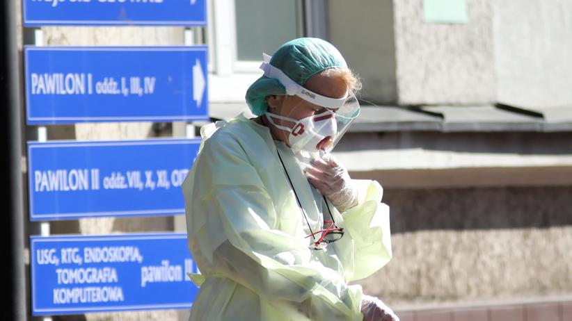 Koronawirus w Polsce: jest ponad 50 nowych zakażeń