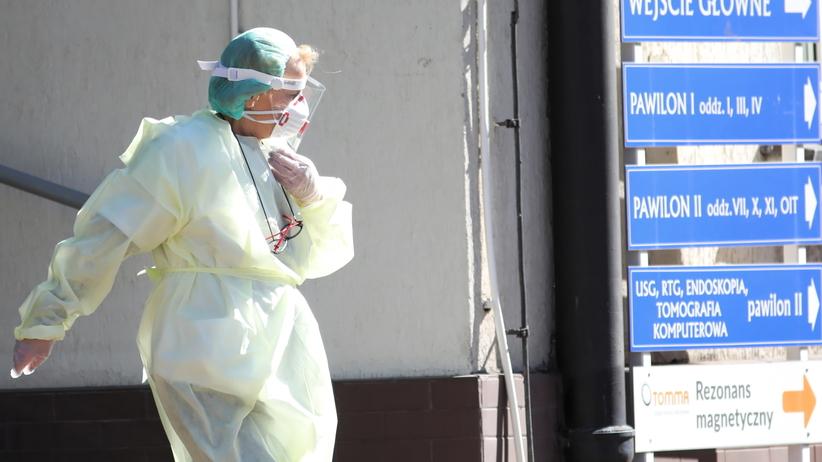 Koronawirus tysiąc zakażeń w Polsce
