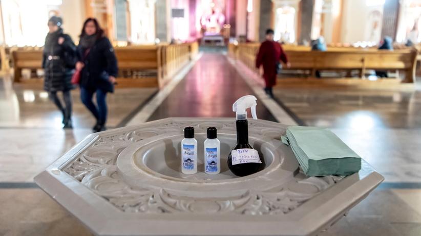 Koronawirus w Polsce. Czy zamkną kościoły? Episkopat wydał komunikat