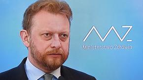 """Minister zdrowia zapowiada gwałtowny wzrost zakażeń. """"Kilka tysięcy osób"""""""