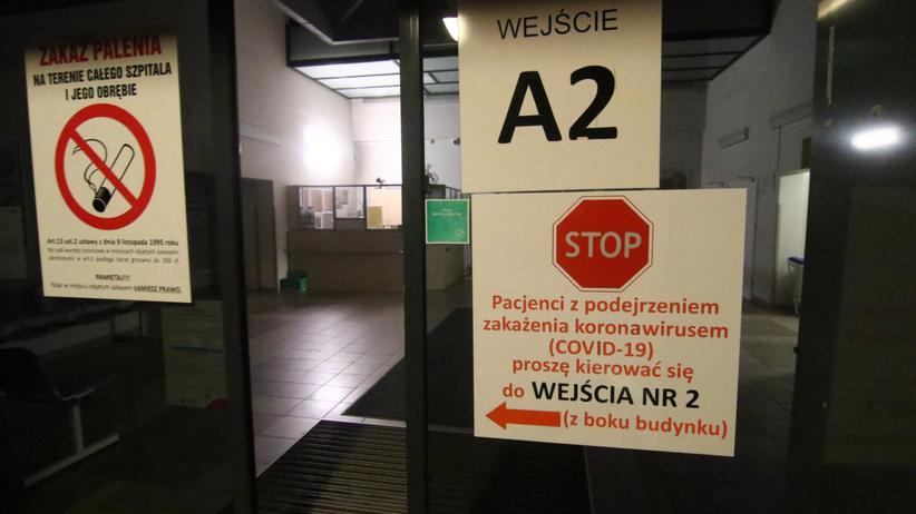 Kolejne zakażenia koronawirusem w Polsce. Jeden z pacjentów w ciężkim stanie