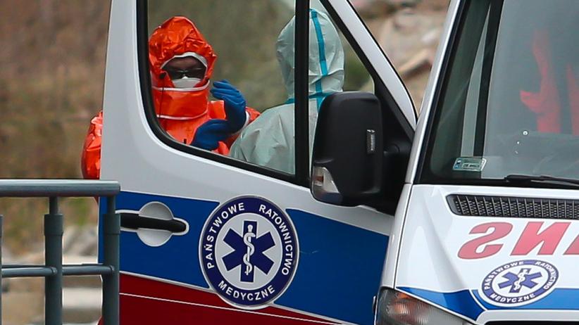 11-letnie dziecko z podejrzeniem koronawirusa. Rodzina trafiła do szpitala