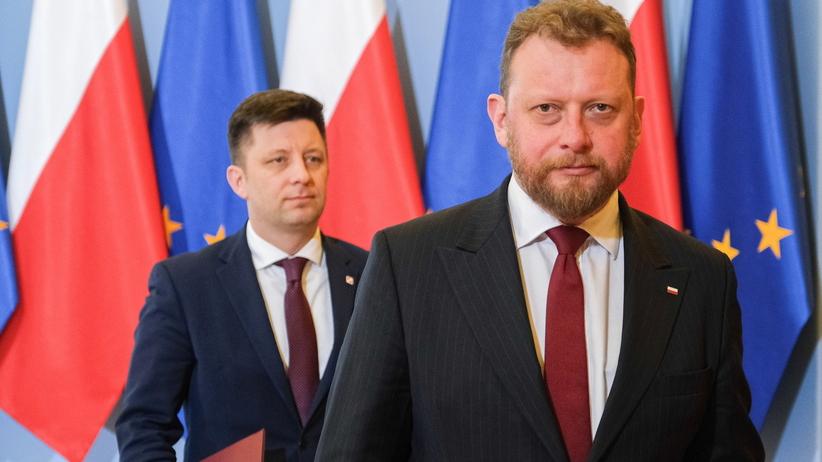 Dworczyk i Szumowski