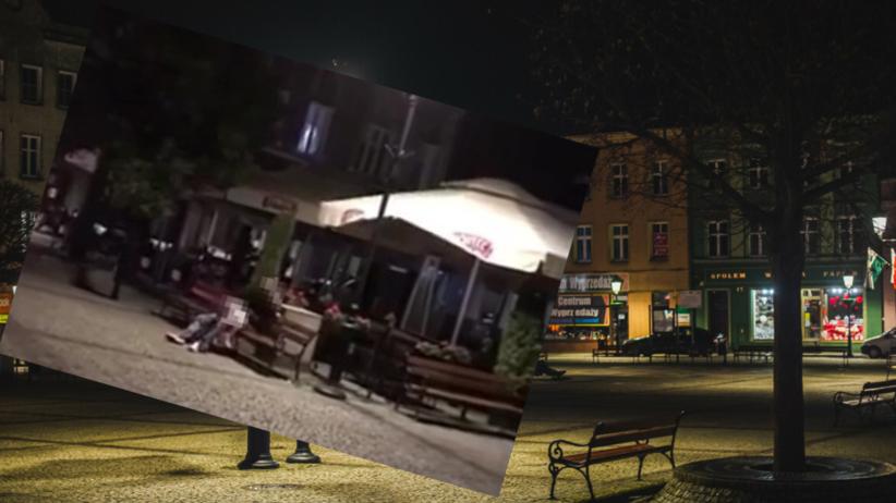 Kościerzyna. Para uprawiała seks w centrum miasta