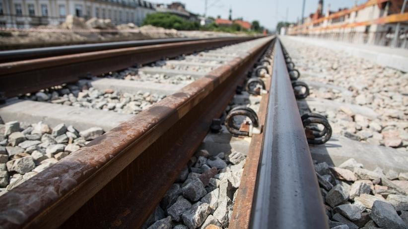 Kraków. Nastolatek spowodował awarię kolejowej sieci trakcyjnej