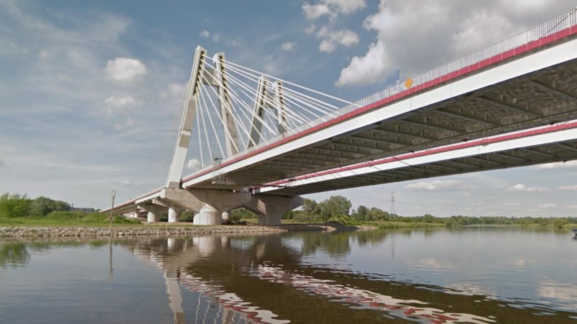 Most im. kardynała Franciszka Macharskiego w Krakowie