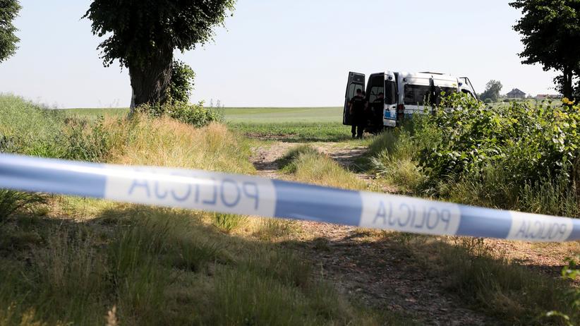 Kristina z Mrowin nie żyje. PAP: morderca 10-latki zatrzymany