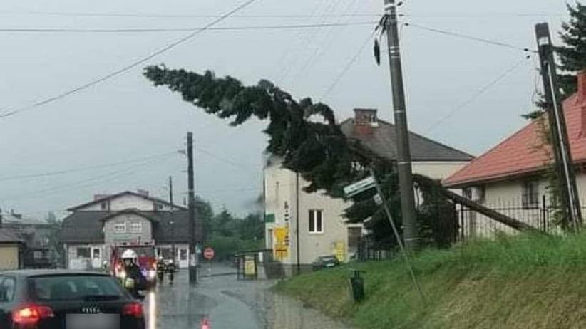 Burza nad Krosnem