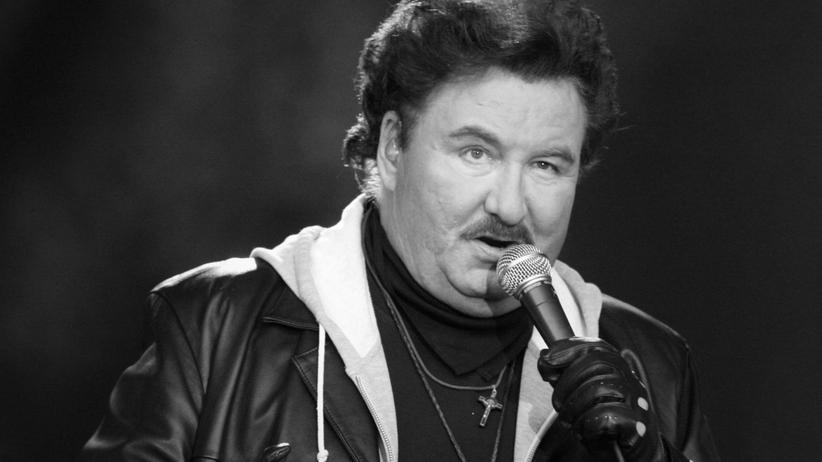 Krzysztof Krawczyk nie żyje