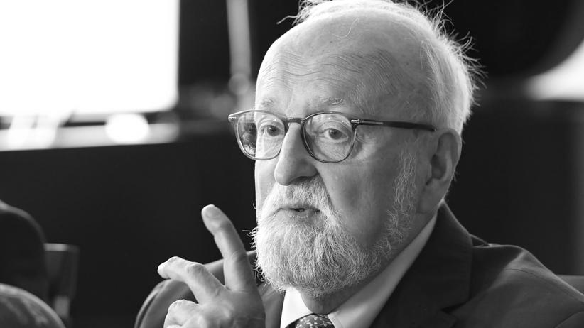 Krzysztof Penderecki nie żyje. Wybitny kompozytor miał 86 lat