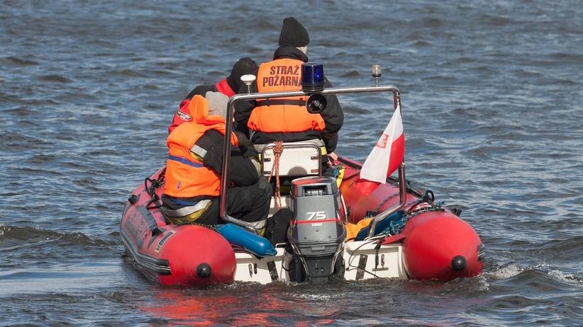 Akcja ratunkowa na Zalewie Szczecińskim. Zaginął sternik jachtu
