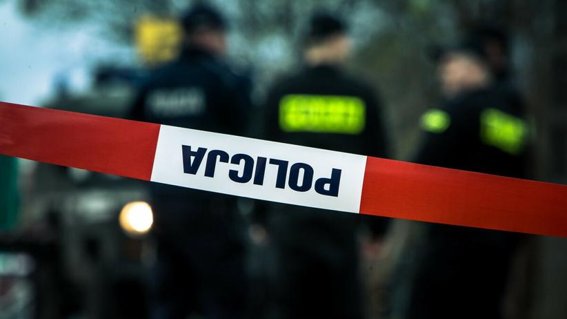 ciało 13-latki znalezione w strumyku